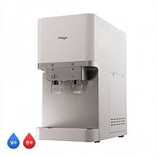 [렌탈] SK매직 PURE 컴팩트 정수기 WPU-8230C/냉온수/의무사용3년/등록설치비면제/월19,900원
