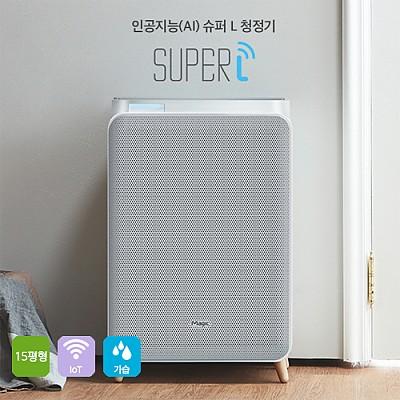 [렌탈] SK매직 인공지능(Ai) 슈퍼 엘(SUPER L) 가습공기청정기 ACL-V15/의무사용3년/등록설치비면제/월29,900원