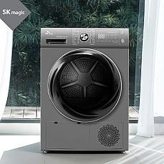 [렌탈] SK매직 히트펌프 전기식 의류건조기 WDR-HM10C/10Kg/대용량/옷 이불 빨래 건조/의무사용39개월/등록설치비면제/월34,900원